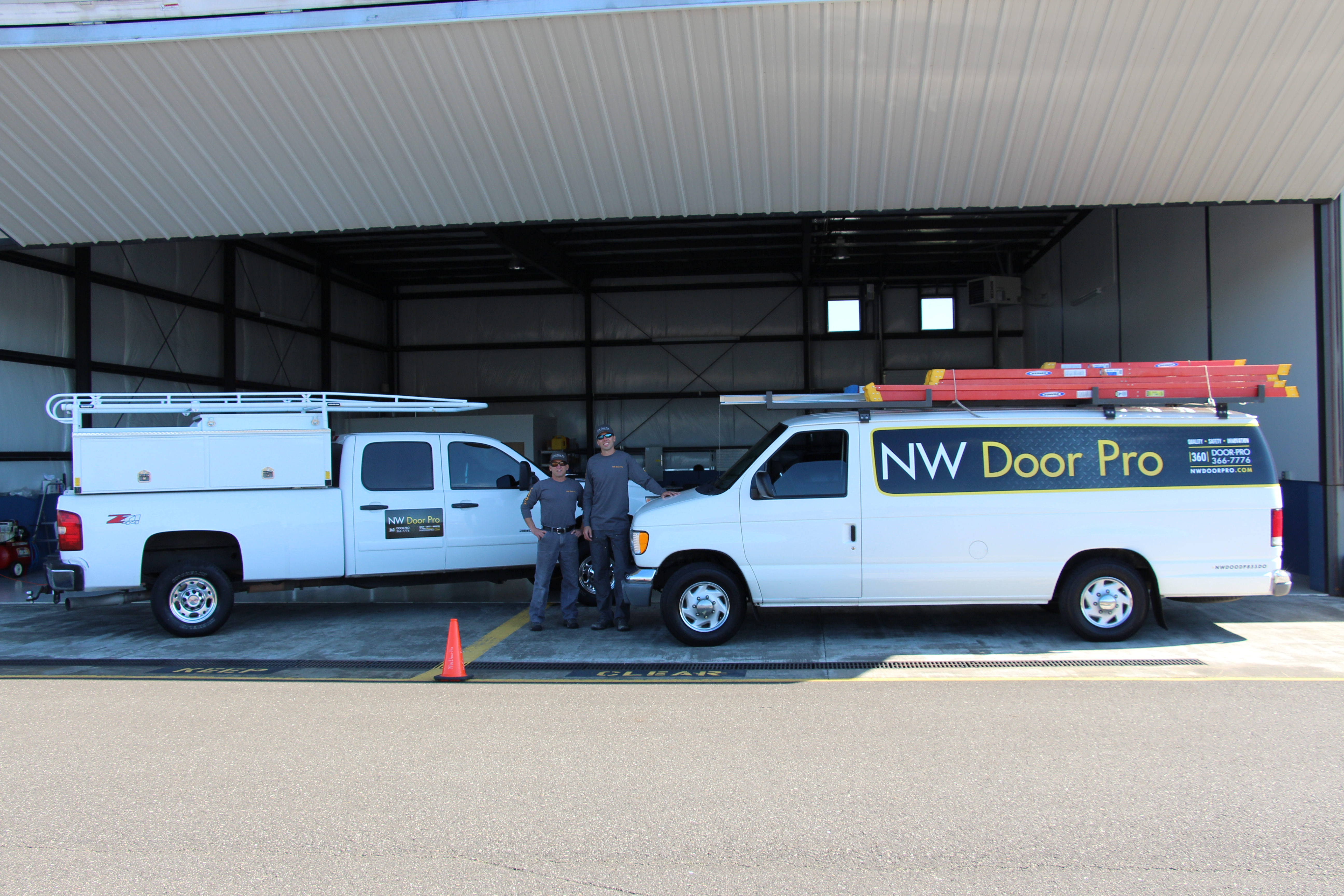 Commercial Door Specialists in Bellingham WA & About NW Door Pro